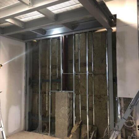metal mezzanine