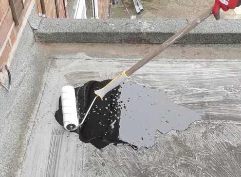 Flat Roof Easy Fix