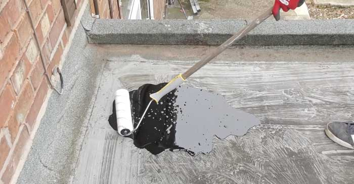 Flat Roof Easy Fix